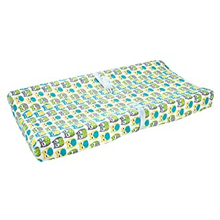 Carter's Changing Pad Cover, Owl Print, One Size