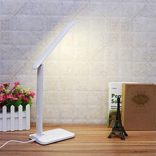 HOMECCLL 2 en 1 Luz de Mesa + Cargador de teléfono inalámbrico QI Carga por USB Lámparas LED Ajustables: Amazon.es: Deportes y aire libre
