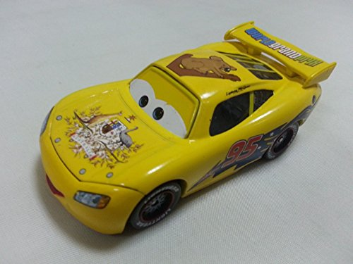 Elvis Costumes Australia (Car Toys Pixar 1:55 Scale Diecast No.95 Lightning Mcqueen Australia Metal Toy and Car Collectors)