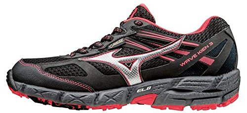 Mizuno Zapatos Wave Kien de la mujer 3GTX Goretex Trail Running running j1gk1659–