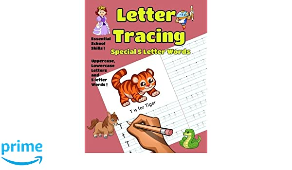 5 Letter Words That Start With Pi.Letter Tracing Special 5 Letter Words Essential School