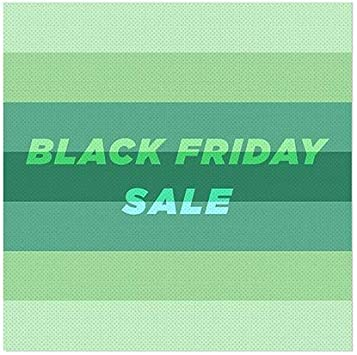 Modern Gradient Perforated Window Decal 24x24 Black Friday Sale CGSignLab 5-Pack