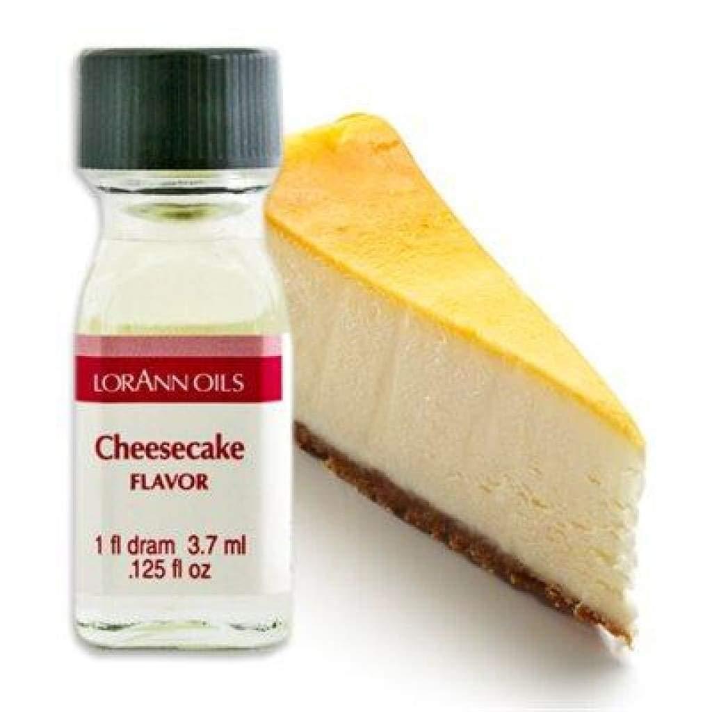 LorAnn Super Strength Cheese Cake Flavor, 16 ounce bottle by LorAnn