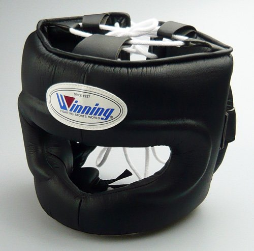Winning Headgear Fg5000 (Black, Large)