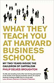 what they teach you at harvard business school pdf