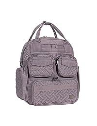 Lug Women's Mini Puddle Jumper 2, Rushed Walnut Shoulder Bag, Brushed, One Size