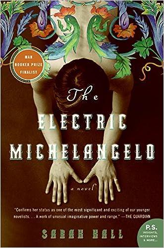electric michelangelo paperback 2005