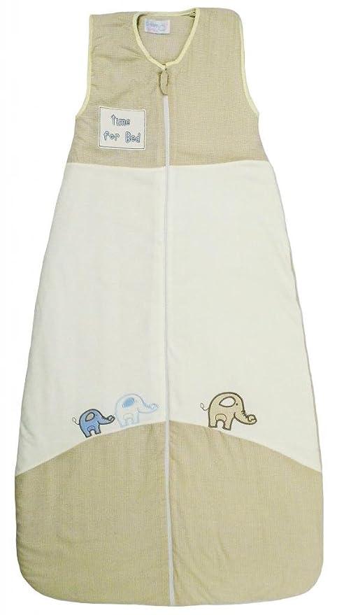 Saco para bebé con diseño de animales algodón, 2,5 TOG, y 3