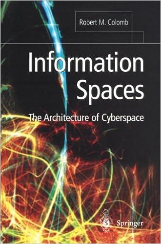 Télécharger un livre pour allumer ipad Information Spaces: The Architecture of Cyberspace (Littérature Française) PDF DJVU FB2