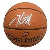 Kevin Durant Golden State Warriors Autographed NBA Signed Basketball JSA COA 2