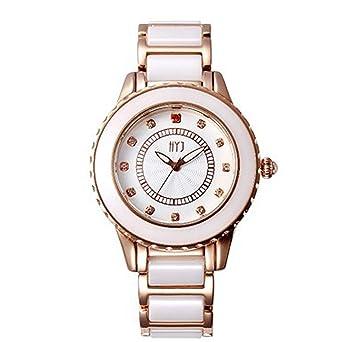 Reloj de Mujer de Gama Alta con Mesa de Diamantes para Mujer de ...