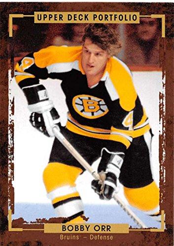ortfolio #187 Bobby Orr Boston Bruins ()