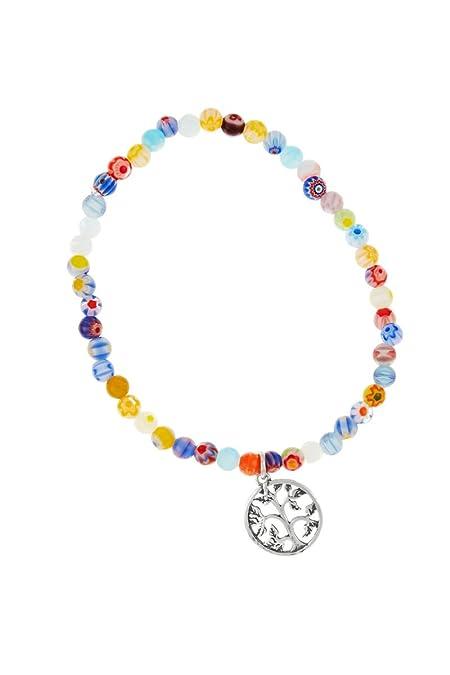 Córdoba Jewels   Pulsera en Plata de Ley 925 con Murano ...