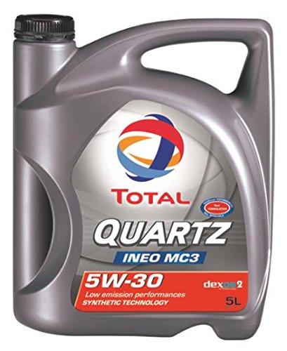 Total Quartz Ineo MC3 5 W/30 Totalmente Aceite sinté tico de motor. 5 Litros Micksgarage