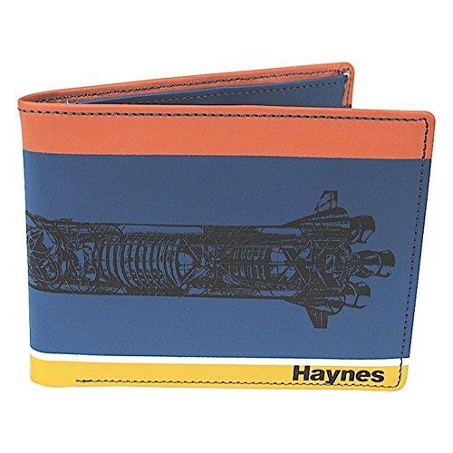 En Caja V Monedero Saturno Haynes 4pHxc