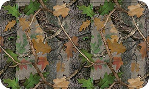 River's Edge Fall Transition Camo Memory Foam Mat, 31.5 x 20