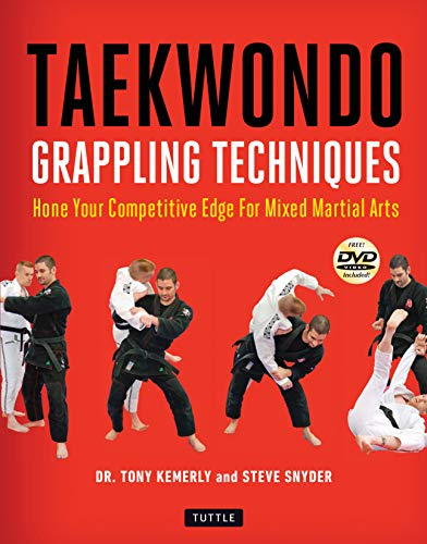 Pdf Outdoors Taekwondo Grappling Techniques: Hone Your Competitive Edge for Mixed Martial Arts [DVD Included]