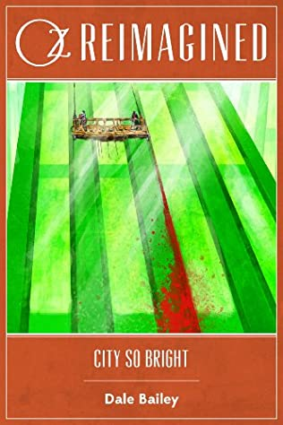 book cover of City So Bright