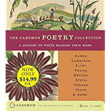 Caedmon Poetry Collection:A Century of Poets Reading Their Work Low-Price CD