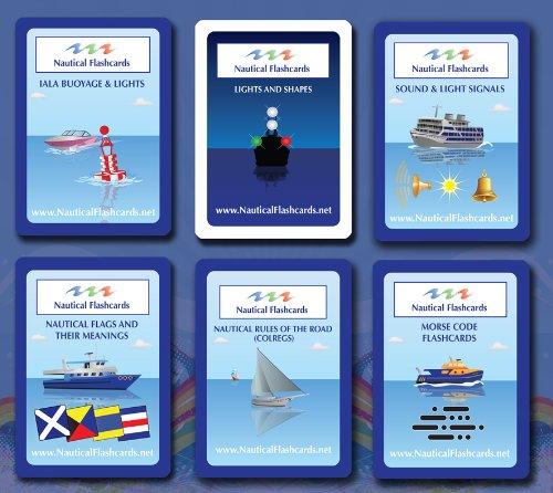 Nautical Flashcards - Full Set by Nautical Flashcards
