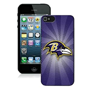 NFL Iphone 5 Case Iphone 5s Cases Baltimore Ravens 1