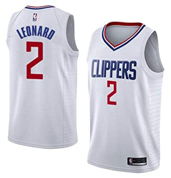 meet f9860 76136 Amazon.com: VF LSG Men's Los Angeles Clippers #2 Kawhi ...