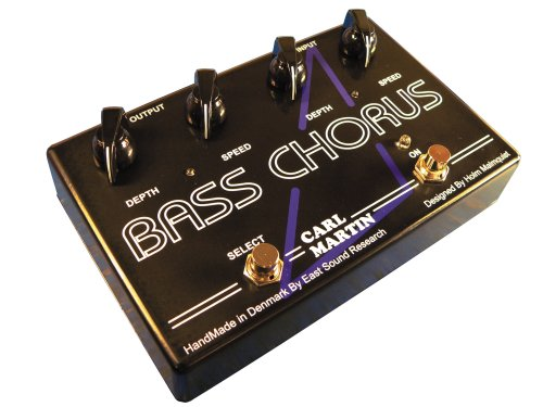 Carl Martin Bass Chorus Pedal by Carl Martin