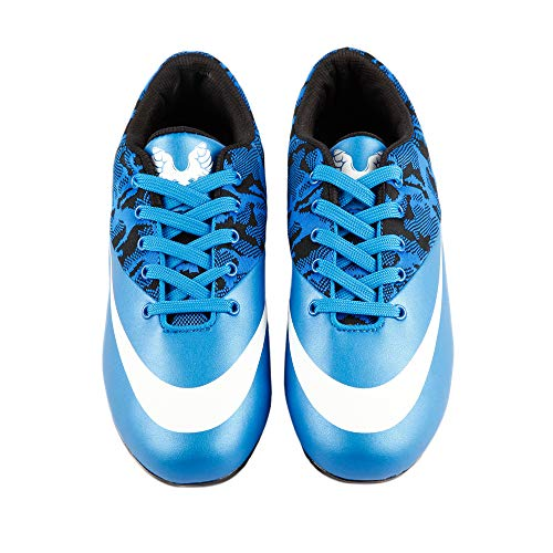 1639c637743 iFANS Men Athletic Outdoor Indoor Comfortable Soccer Shoes Boys Football  Student Cleats Sneaker Shoes
