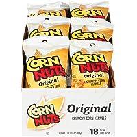 18-Pack Corn Nuts Original Crunchy Corn Kernels (1.7 oz Bags)