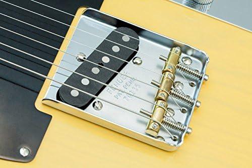 Set of 3 Fender Pure Vintage Tele Bridge Sections//Saddles Brass