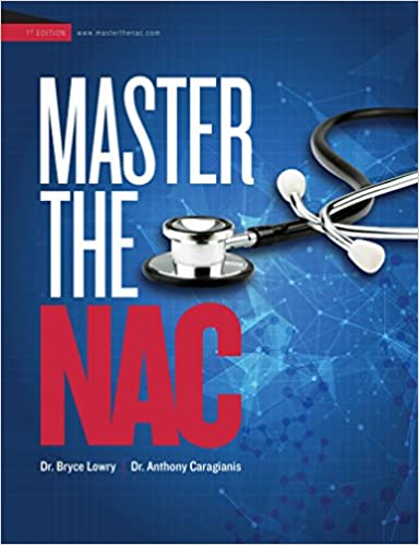 Master the nac dr bryce lowry dr anthony caragianis books master the nac dr bryce lowry dr anthony caragianis books amazon fandeluxe Image collections