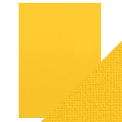 Marigold Yellow Craft Perfect Card A4