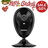 Cheap IP Camera, ANNKE Nova S 1080P HD WiFi Wireless Security Camera, Work with Amazon Alexa and IFTTT, Two-Way Audio, Cloud Service Available