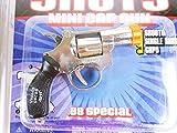 2x Die-Cast Metal CAP GUNS miniature 1911 auto 45