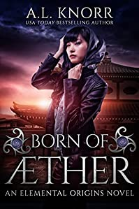 Born Of Aether by A.L. Knorr ebook deal