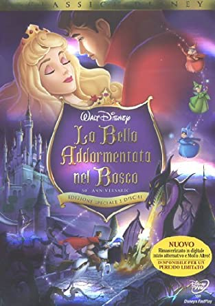 La bella addormentata nel bosco special edition 2 dvd: amazon.it