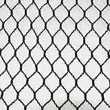 Heavyweight Polyethylene Game Bird Netting - 25' x 100' x 1''