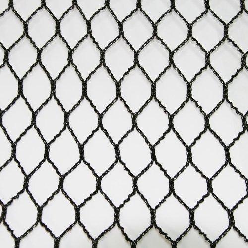 Heavyweight Polyethylene Game Bird Netting - 25' x 100' x 1'' by FarmTek