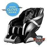 3D Kahuna Exquisite Rhythmic Massage Chair Hubot HM-078 - Black WG