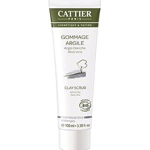 Cattier - Gommage argile blanche bio aloe vera - Cattier