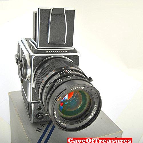 MINT Hasselblad 555ELD ISO 3200 Camera,150mm CF Lens, A12 Ma