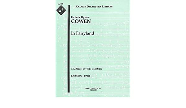 Amazon com: In Fairyland (4  March of the Gnomes): Bassoon 1 and 2