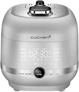 Cuchen Electric IH Pressure Rice Cooker for 6 people CJH-PM0600iP 200V