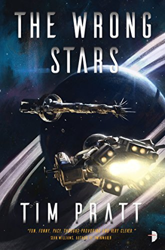 Book Cover: The Wrong Stars