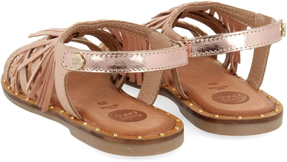 GIOSEPPO 47810 Sandales Bout Ouvert Fille