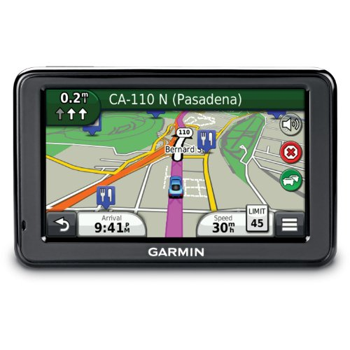 garmin n vi 2495lmt 4 3 inch portable bluetooth gps navigator import it all. Black Bedroom Furniture Sets. Home Design Ideas