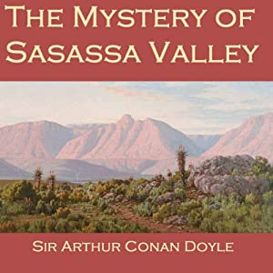 The Mystery of Sasassa Valley Audiobook