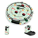 MightySkins Skin for iRobot Roomba 690 Robot Vacuum - Sushi | Protective, Durable, and Unique Vinyl Decal wrap Cover | Easy to Apply, Remove, and Change Styles | Made in The USA