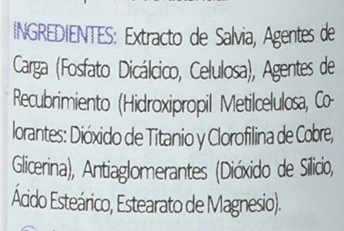 Lamberts Salvia 2500mg - 90 Tabletas: Amazon.es: Salud y cuidado personal