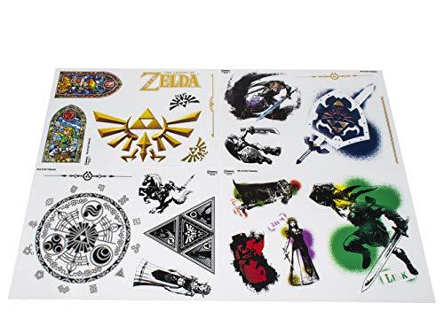 Paladone Nintendo Legend of Zelda Hyrule – Vinyl Gadget Decals